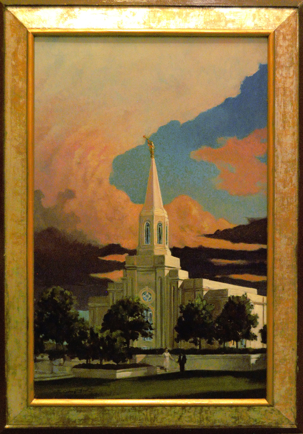 Refuge-LDS St. Louis Temple